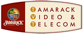 Tamarack Video & Telecom Logo