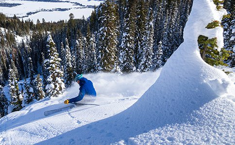 Top Idaho Skiing