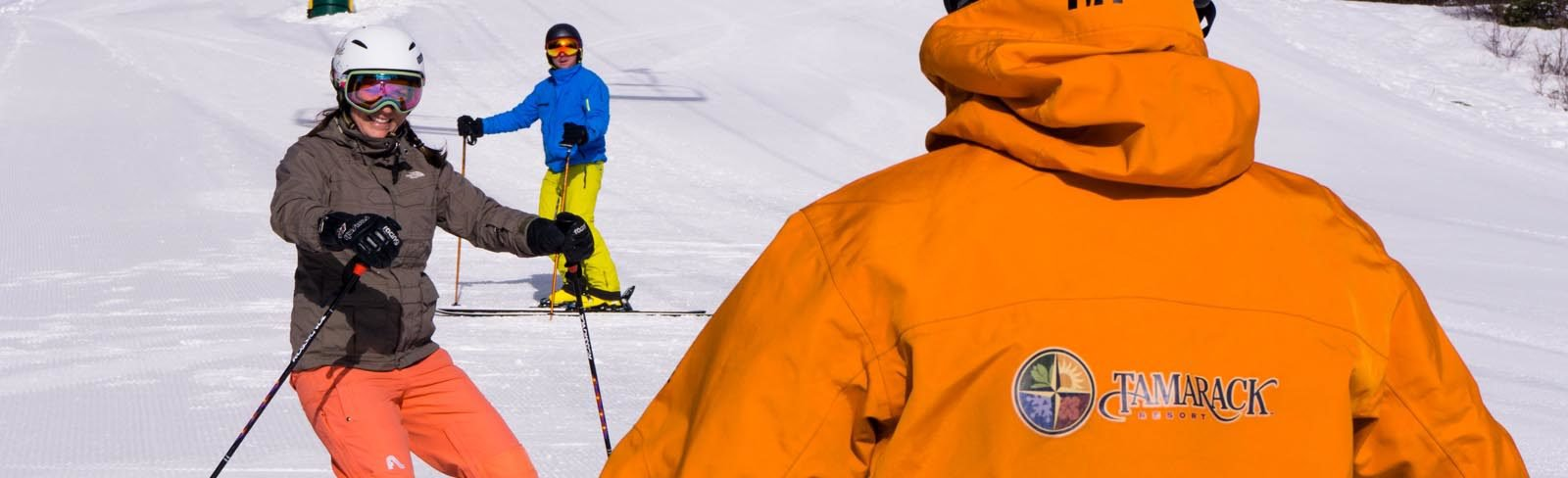 Learn to Ski and Snowboard
